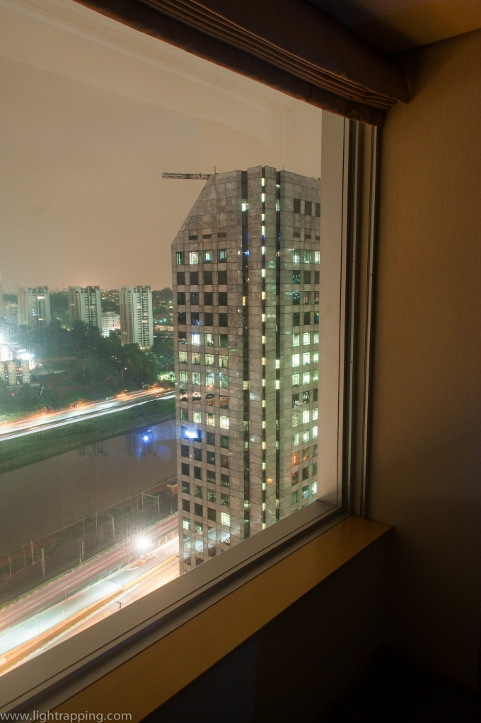 2013, Brazil, Sao Paulo, Hotel, High-Rise, Armchair, Bridge, River