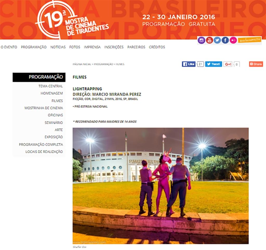 Fest Tiradentes II